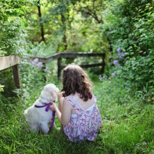 Puppies and kids: handling tips Part 1
